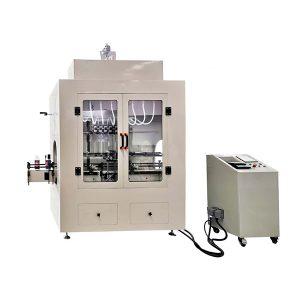 Линейная машина для розлива коррозионных жидкостей