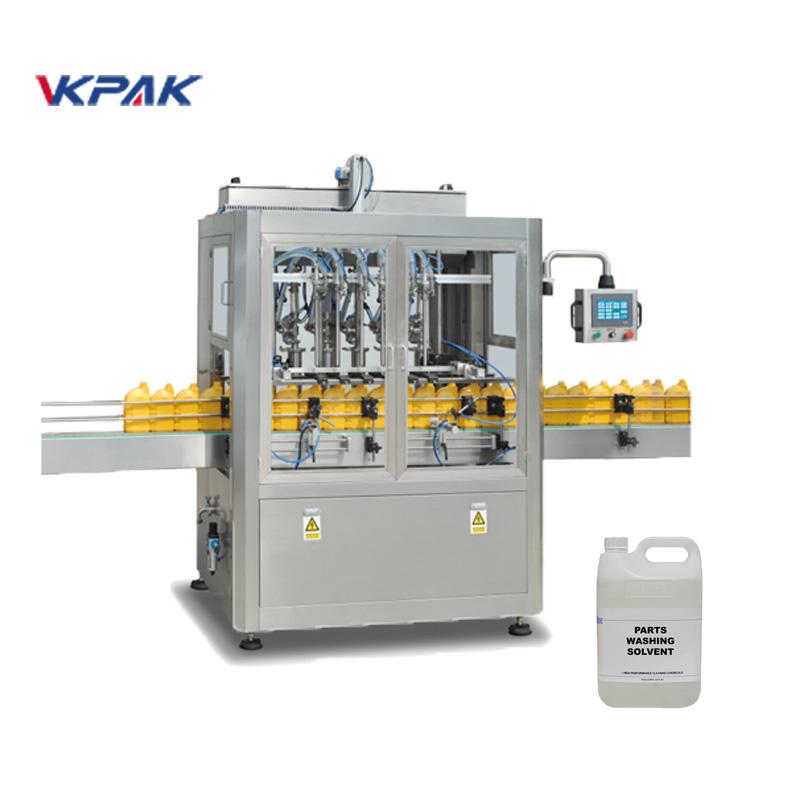 Автоматическая взрывозащищенная разливочная машина для легковоспламеняющихся жидкостей