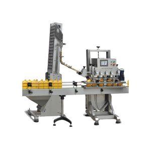 Автоматическая укупорочная машина для шпинделя